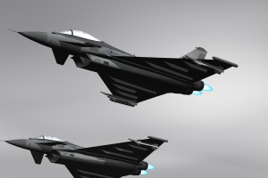 Eurofighter armed