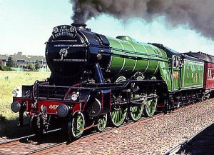 Facts About The Flying Scotsman Train