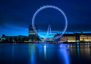 How Does The London Eye Work