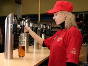 How Does a Beer Tap Work