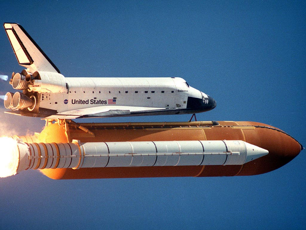 space shuttle how it works - photo #1