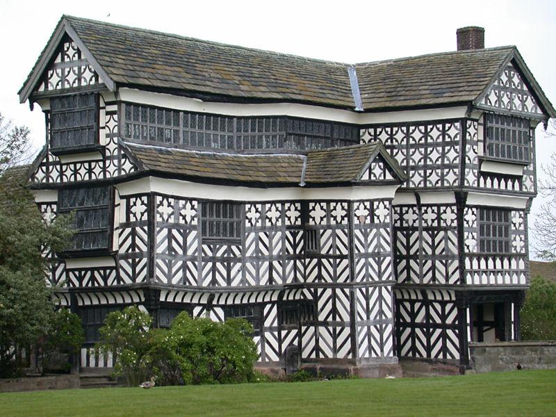 How Tudor Houses Were Made