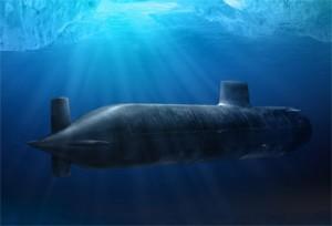 How do submarine dive