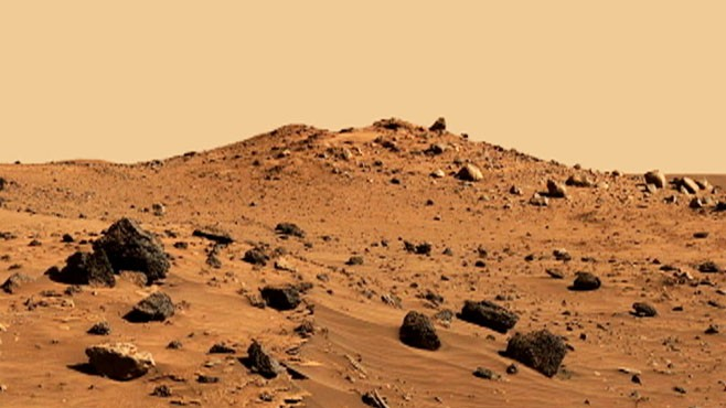 pics of mars the planet Photo