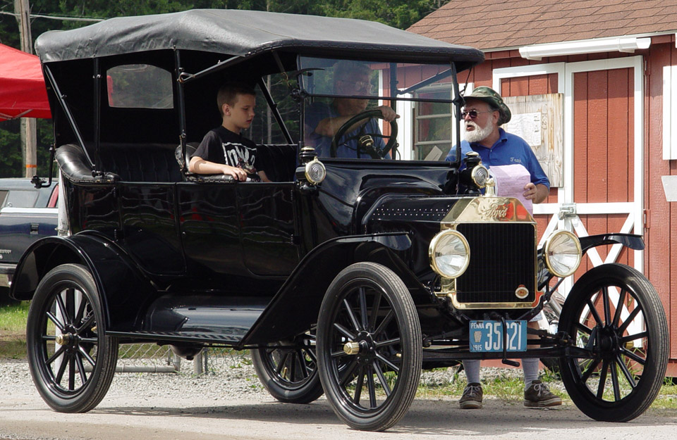 Model T Ford Facts - Some Interesting Facts