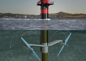 SeaGen tidal generator