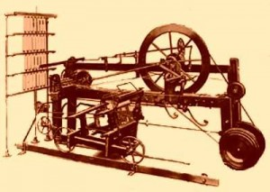 The spinning frame