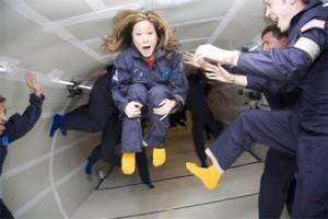 Vomit Comet Trains Astronauts