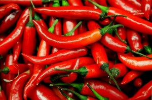 What Makes Chillies Hot