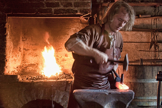 What Did Blacksmiths Make In Medieval Times - Some Interesting Facts