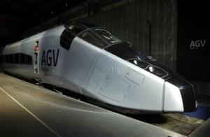 Alstom AGV 14