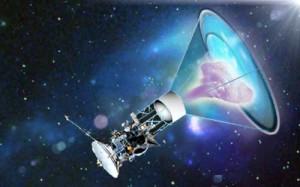 Antimatter Spacecraft