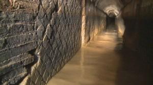 Aqua traiana aqueduct