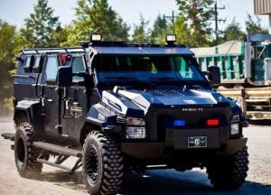 Armored Car pitbull