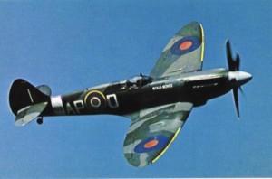 Best British Fighter Plane of WW2