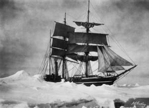 Captain Scott's Ill-fated Terra Nova