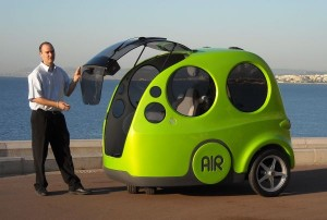 Car that Runs on Air