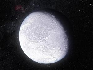 Eris Planet