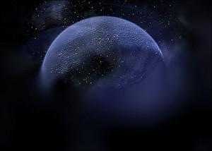 Eris's moon Dysnomia