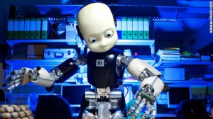 Facts about iCub Robot