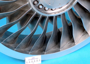 Fan and Compressor Blades