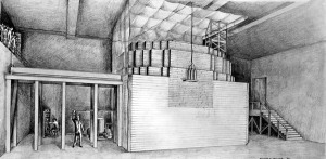 First Nuclear Reactor in USA