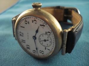 First Wristwatch