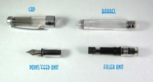 Fountain pen teardown