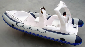 How RIB Boats are Made