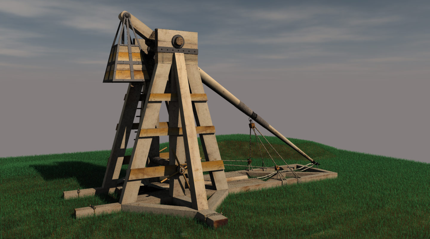 Image result for trebuchet