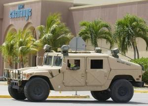 Humvee facts