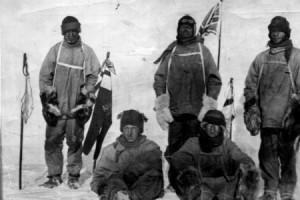 Last Five Man In Terra Nova Expedition