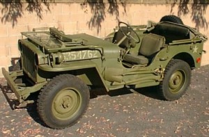 Light Transport Vehicle of WW2