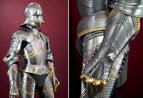 How was Medieval Armor Made - Some Interesting Facts
