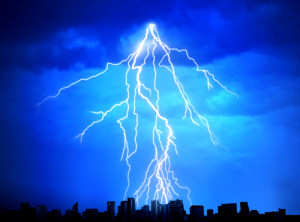 Myths about Lightning Strikes