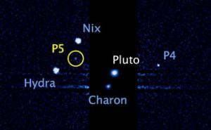 NASA to Pluto