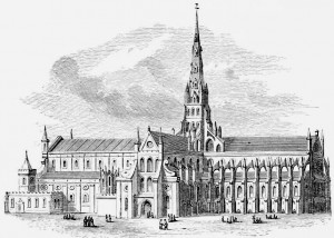 Old St Paul's