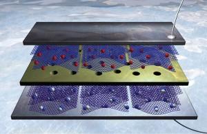 Plasmons in electrostatically doped graphene