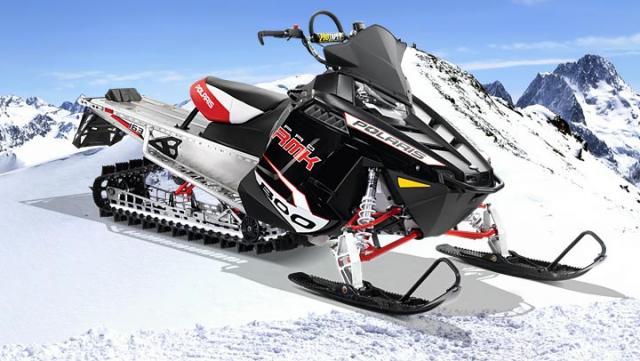 Polaris 800 Pro-RMK Snowmobile