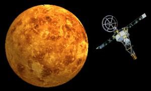 Probes on Venus