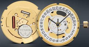 Quartz watch parts