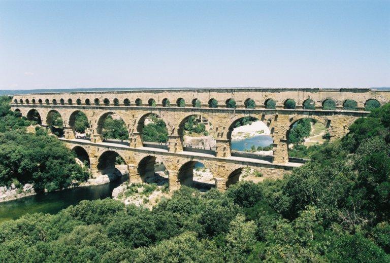 How Roman Aqueducts Were MadeRoman Aqueduct