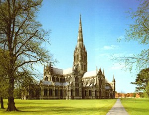Salisbury Cathedral facts