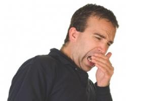 Sneezing step-by-step