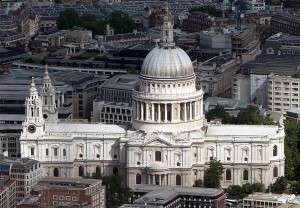 St. Paul's Cathedral facts