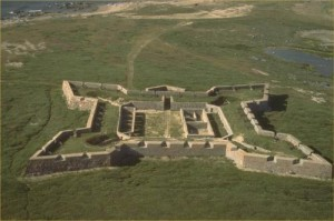 Star Shaped Forts