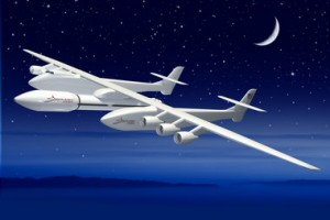 Stratolaunch rocket