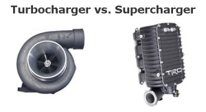TURBOCHARGING VS SUPERCHARGING
