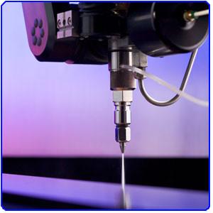 Waterjet cutter