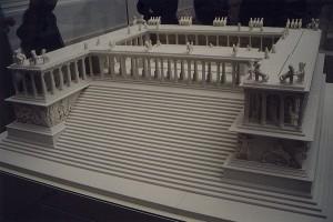 Zeus's altar